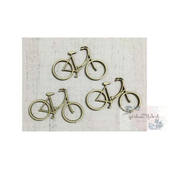 Natúr fa kerékpár,